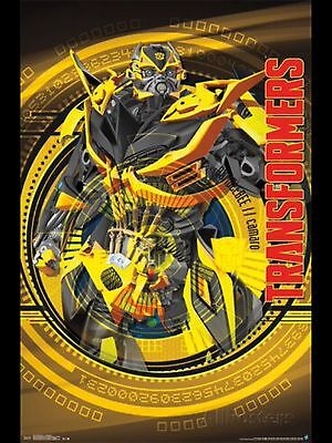 Transformers 4 Bumblebee Poster