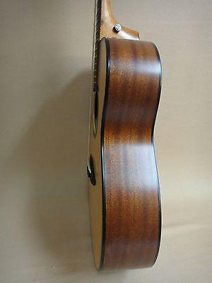 "40"" Acoustic Guitar Natural Matt OM Body Shape with Gift Gig big  GW 110-Matt"