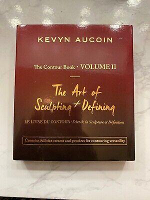 Kevyn Aucoin The Contour Book Vol. 2 The Art Of Sculpting &