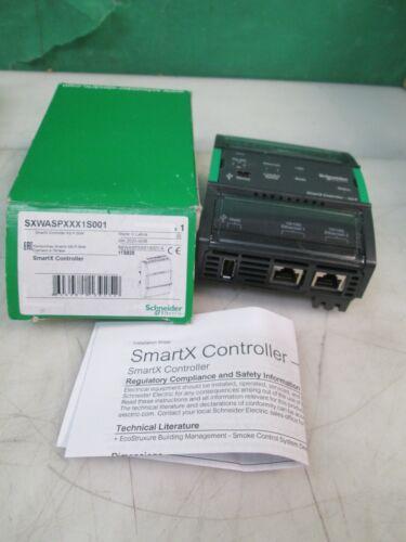SCHNEIDER EcoStruxure Building Operation SXWASPXXX1S001 SmartX Controller AS-P