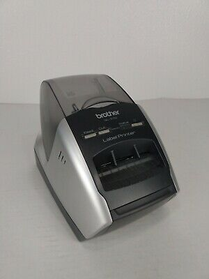 Brother Ql-570 Label Thermal Printer. Tested. Works
