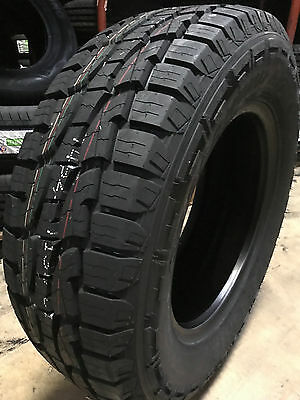 4 NEW 27565R20 Crosswind AT Tires 275 65 20 2756520 R20 AT 10 ply All Terrain