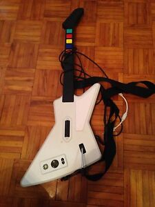 Guitar for Xbox 360