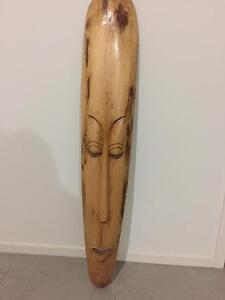 Tribal Face Heathwood Brisbane South West Preview