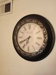 "Westminster Clock Co London Wall Clock 12"" (Quartz Roman Numeral)"