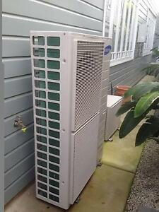 12kw Samsung ducted  installed 7 outlet, after cashback Sinnamon Park Brisbane South West Preview