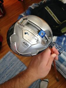 Taylormade SLDR 430 driver head for trade