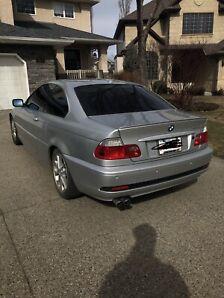 BMW 330 Ci (very low kilometers)