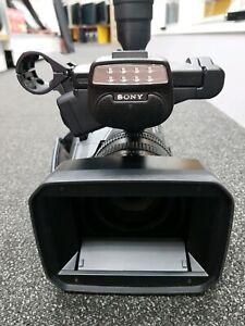 Sony nxcam video camera