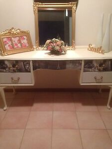 French Style Hall Table Dresser Yokine Stirling Area Preview