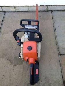 Stihl MS200 Rear Handle Chainsaw