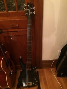 Douglas Active 5-string bass
