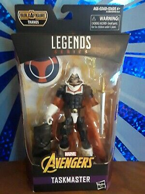HASBRO Marvel Legends AVENGERS INFINITY WAR  Taskmaster BAF Thanos