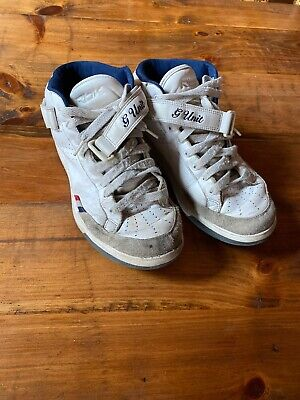 Reebok G-Unit First Edition Hightops G6's With Straps Shoe Size 10.5