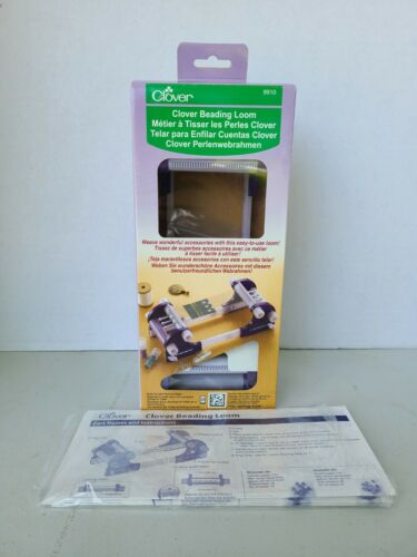 Clover Beading Loom 9910 Weave Accessory - Brand New