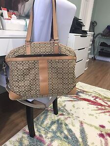 Coach laptop / work bag.