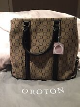 Oroton Journey Signature Tote Geelong 3220 Geelong City Preview