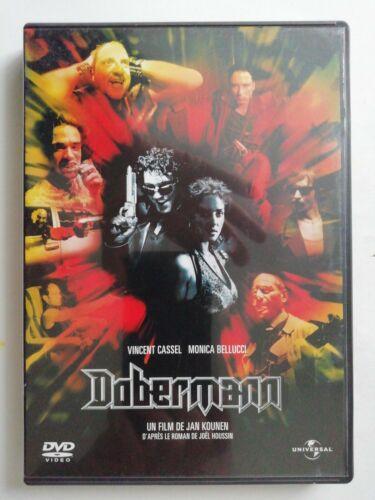 Dobermann. dvd. de jan kounen.