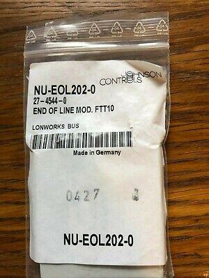 Johnson Controls Nu-eol202-0 27-4544-0 Lonworks Bus