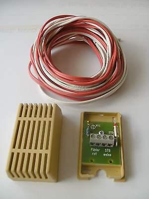 Temperatur-Fühler für Saunatherm Saunasteuerung mit Silikon Fühlerkabel 3m