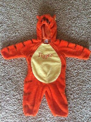 DISNEY STORE WINNIE THE POOH TIGGER PLUSH HALLOWEEN COSTUME DRESS UP 18 - Winnie The Pooh Tigger Halloween Costume