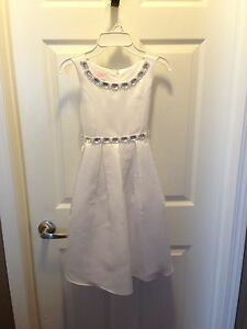 White Dress---size 8