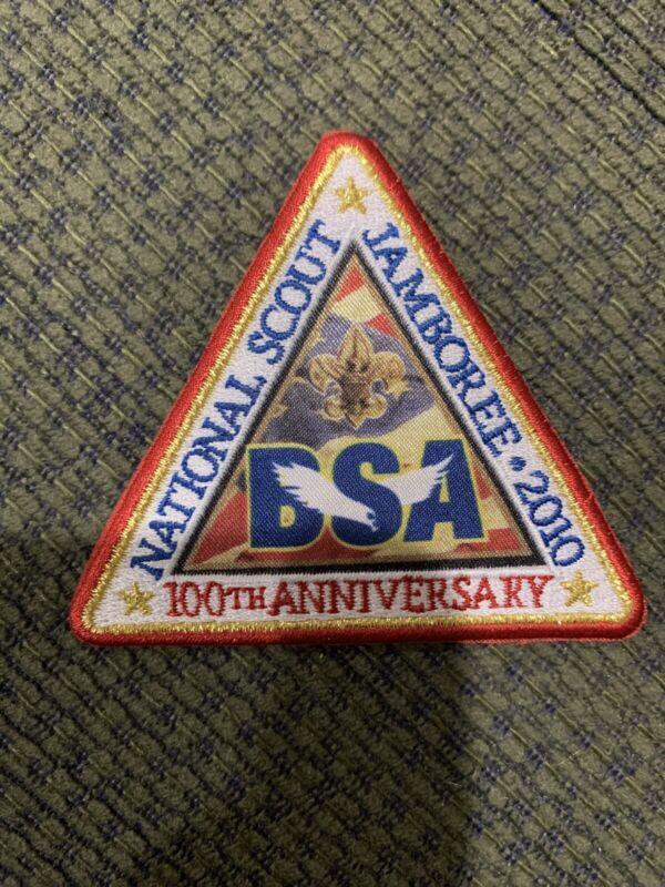 Mint 2010 Boy Scout National Jamboree Patch BSA 100th Anniversary