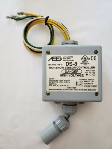 Genuine ASE DS-8 Rain/Snow Sensor Controller Genuine FAST FREE SHIPPING