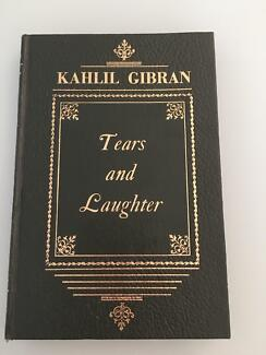 KAHLIL GIBRAN TEARS AND LAUGHTER BOOK 1949