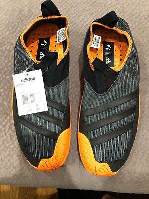 Adidas Jawpaw II 2 Slip On Walking Boat Water Shoes Mens 13