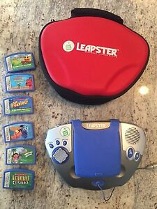 Leapster by leapfrog