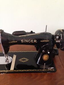 Antique sewing machine Sold pending pickup in April