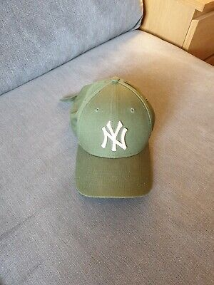 New York Yankees New Era 9FORTY Official Cap