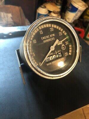 Oliver Tractor 2255 Tachometer