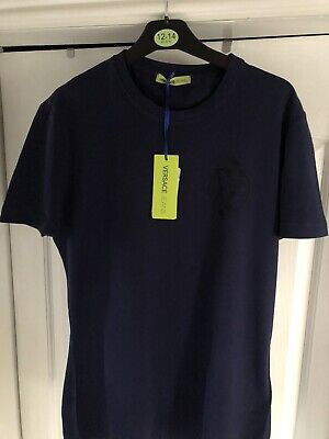 mens versace t shirt large