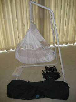 amby baby hammock  u0026 bouncer good condition priced for quick sale amby baby hammock reduced   cots  u0026 bedding   gumtree australia      rh   gumtree   au