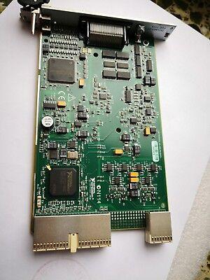 National Instruments Ni Pxi-6229 Daq Card Multifunction Analog Input Tested