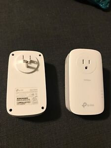 TP-Link Powerline Adapter TL-PA9020P