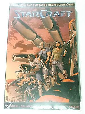 STARCRAFT # 1 ( Panini Paperback Comic zum Game )