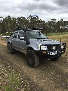 Turbo diesel 4x4 Tullamarine Hume Area Preview