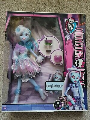 Monster high abbey bominable doll - Ghouls Rule