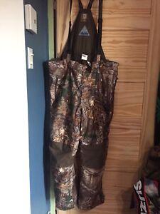 manteau+pantalon de chasse