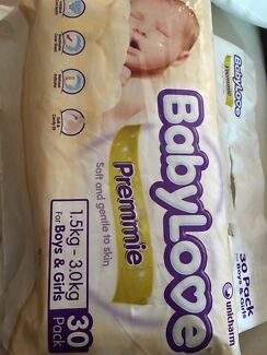 Babylove nappies for free