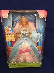 Sleeping Beauty Barbie