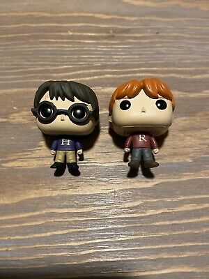 Harry Potter 2020 Funko Advent Calendar Harry & Ron Weasly Chr Pocket Pops