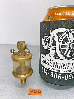 Lunkenheimer Pioneer 0 Figure 1297 Oiler Hit Miss Gas Engine Vintage Antique