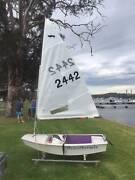 Sabot Sailing Boat Maitland Maitland Area Preview