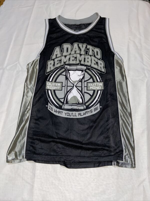 A Day To Remember 2nd Sucks Jersey Tanktop -M-