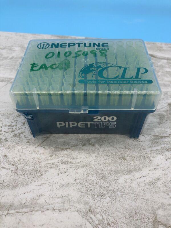 Neptune Pipet Tips 200uL Precise Point