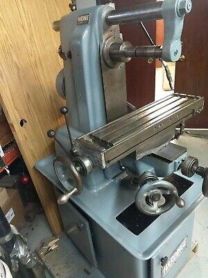 Hardinge Tm Horizontal Milling Machine